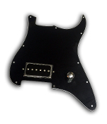 Prewired One Hum Pickguard, H90