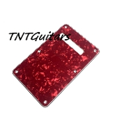 Strat Trem Cover, Red Pearl