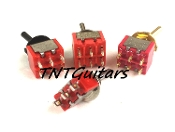 Mini Switch Two Way Toggle Style Pickup Selector