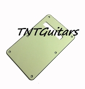 Strat Trem Cover, Mint Green