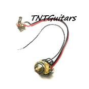 1V One Pickup Wiring Harness ~ CTS PUSH PULL ~ COIL SPLITTING