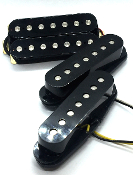 7 String Screamers HSS Pickup Set, Humbucker-Single-Single